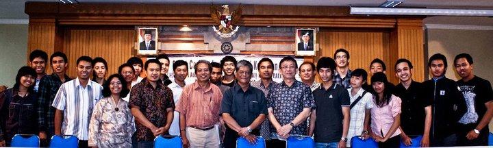 short course HAKI komda Bali