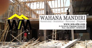 Jasa membangun dan renovasi bangunan di Bali