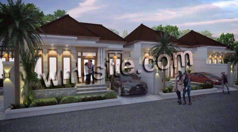 Perumahan di Banjar Anyar Kediri Tabanan Bali, lokasi strategis