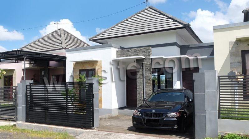 Jual rumah mininalis di Bongan Tabanan, akses strategis, dekat kota dan fasilitas umum